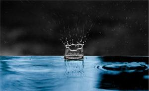 raindrop-hit-water
